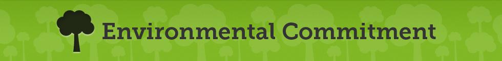 Environmental Commitment