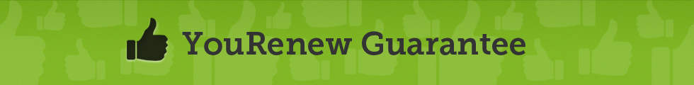 YouRenew Guarantee