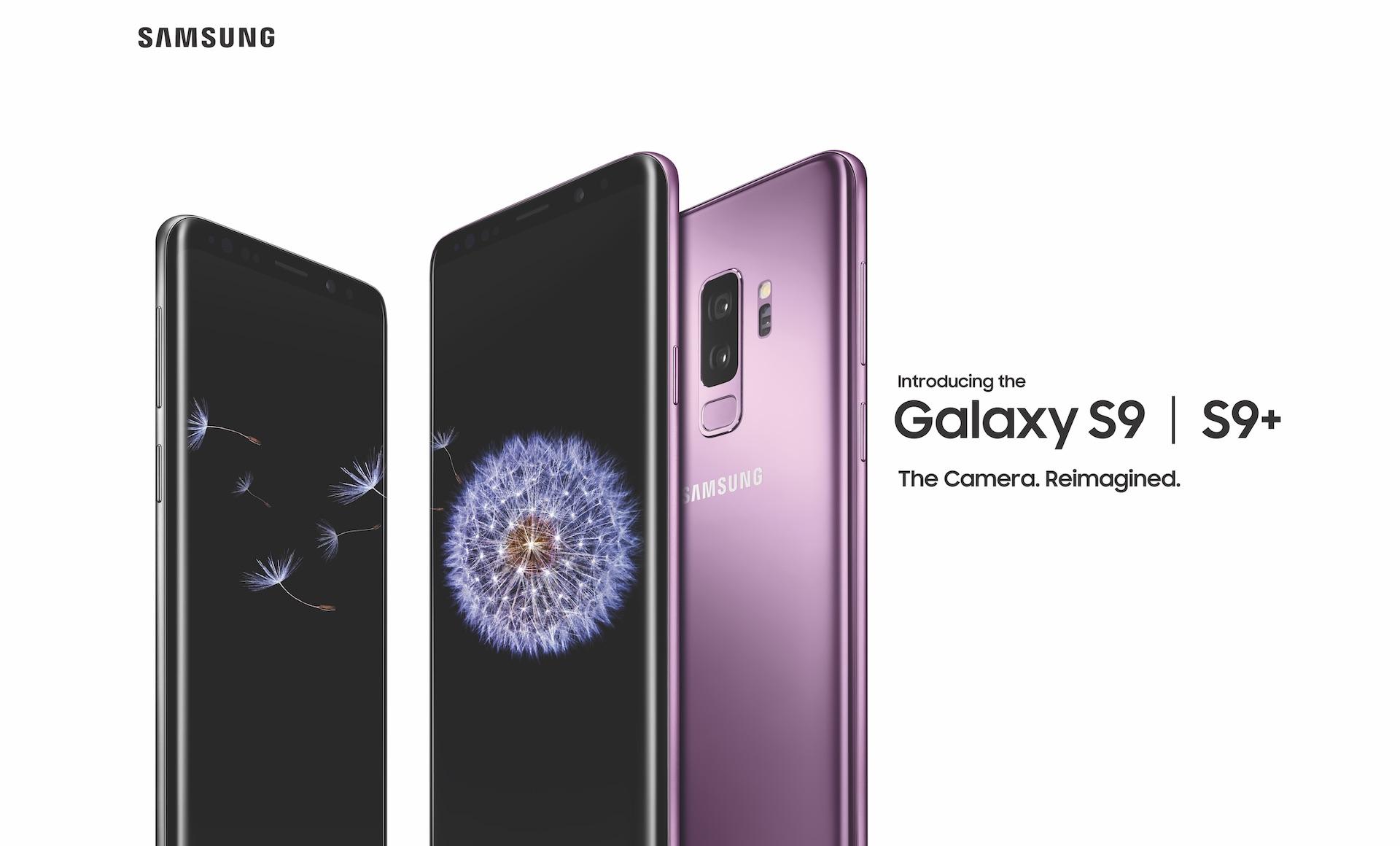 Galaxy S9/S9+