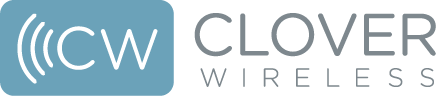 Clover Wireless Logo