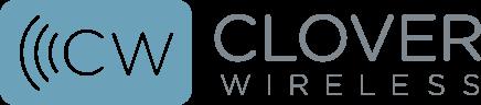 Clover Wireless Logo
